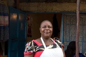 Everline Nyamusi Marucha