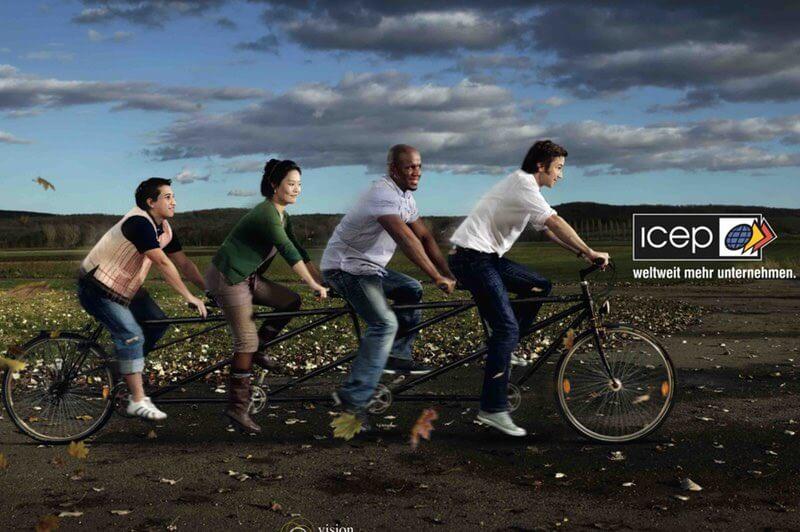 ICEP Sujet Bike