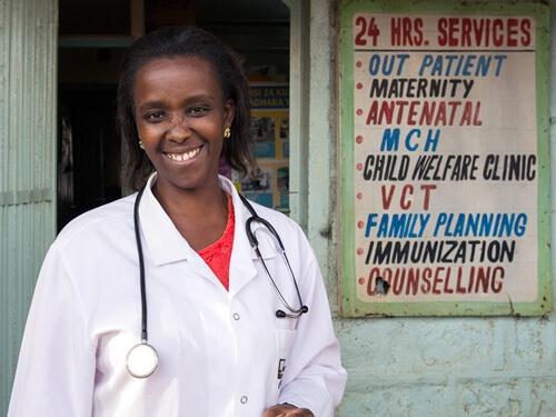 Jane Njeri Muchiri