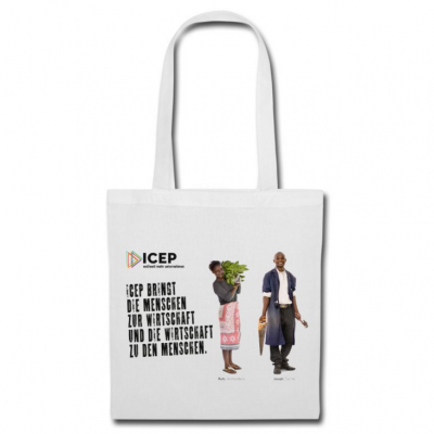 ICEP Stofftasche