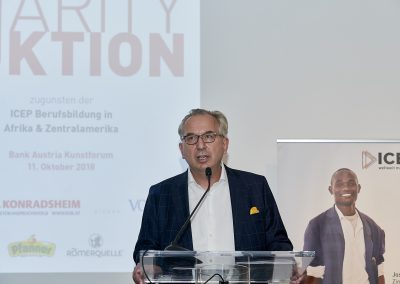 Charity Auktion 2018