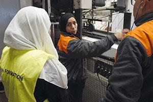 Mondi: Duales Berufstraining in Marokko gestartet