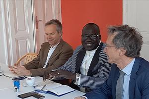 Start für Berufsausbildungsinitiative für technische Berufe in Burkina Faso ab 2022