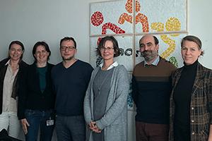 Französische Partnerorganisation IECD zu Gast in Wien