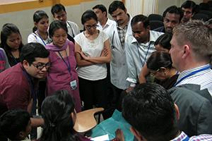 Lohmann & Rauscher: Wundpflegeausbildung in Malaysia