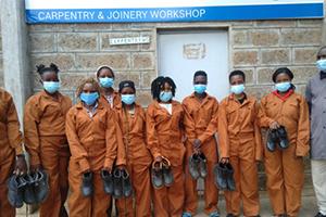 Kenia: Berufsbildungszentrum St. Kizito fördert junge Frauen in der Krise