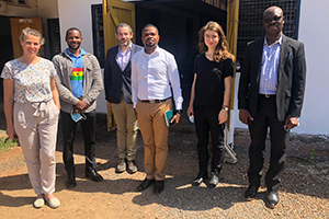 Waste Processing Expertise für Ghanas Abfallwirtschaft – machbar?
